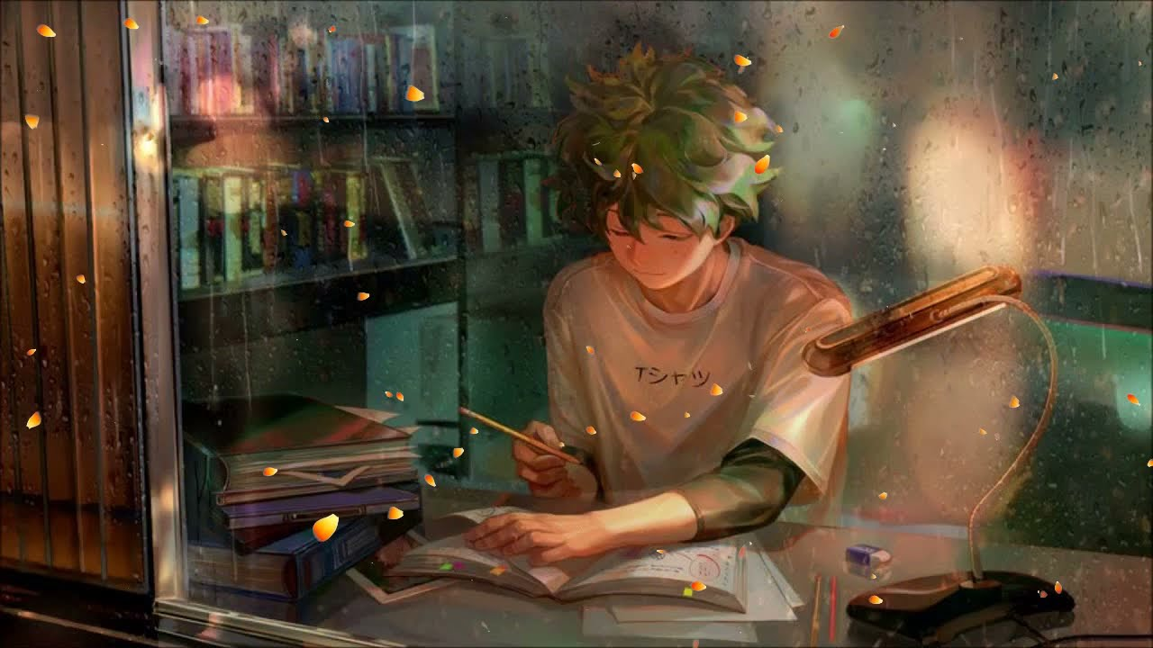 1 Hour -  Best Music for Relaxing Studying Vol 1 -  Anime Edition