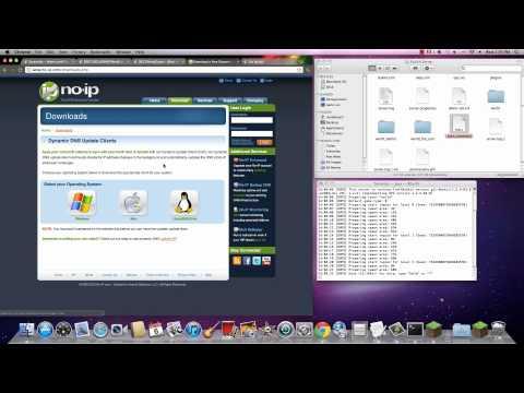 [EASY] How To Setup A Minecraft 1.3+ Bukkit Server! W/ Plugins & Port-forwarding! For Mac
