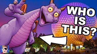 Figment: The Most Popular Disney Character You