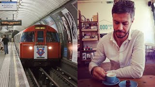 This Woman Fell In Love With A Guy On Her Train Who Never Knew. Then A Year On She Gave Him A Note