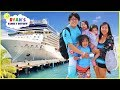 Were Going On A Cruise Family Fun Vacation Trip With Ryans Family Review