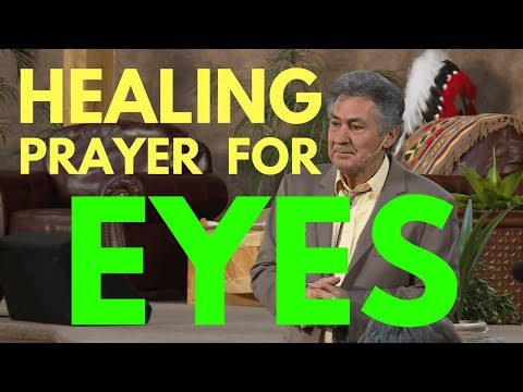 Healing Prayer For Eyesight And Vision Problems - Mel Bond