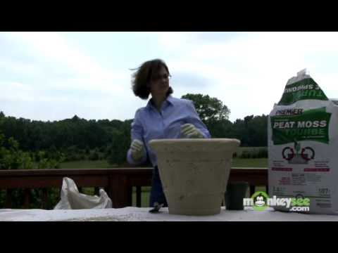 Herb Garden - How to Make Your Own Potting Soil