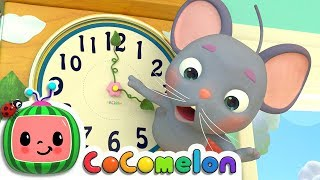 Hickory Dickory Dock   CoCoMelon Nursery Rhymes & Kids Songs