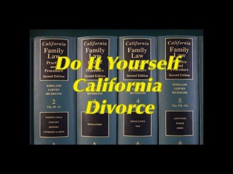 Do It Yourself California Divorce Step 10