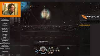 Eve Stealth Bomber Versus Myrmidon -- Bombing Run Solo Clip!