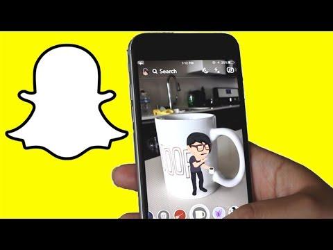 How To Get 3D Bitmojis On Snapchat-Update 10.17.1.0   Snapchat Hacks