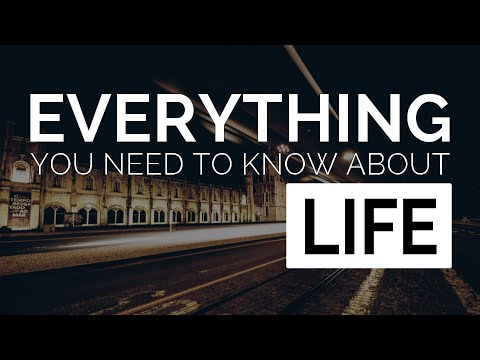 Everything You Need to Know for Life
