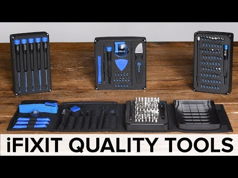 iFixit Quality Tools
