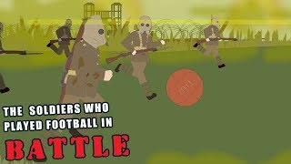 The Soldiers who played Football in Battle (Strange Stories)
