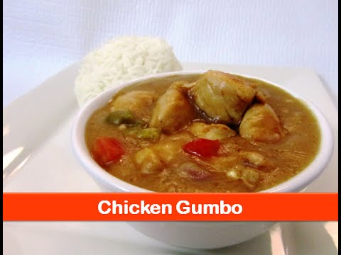 Chicken gumbo recipe/ chicken and okra gumbo recipe- by let's be foodie