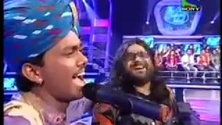 YouTube   INDIAN IDOL 5 SWAROOP KHAN JEE KARDA RAJASTHANI on PRITAM