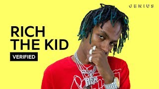 "Rich The Kid ""New Freezer"" Feat. Kendrick Lamar Official Lyrics & Meaning 