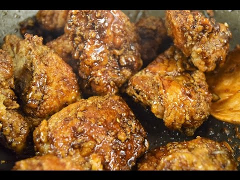 Bonchon Soy Garlic Chicken Recipe | RAPSA!