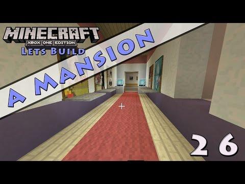 Minecraft :: Lets Build A Mansion :: E26