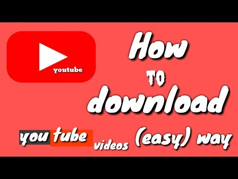 How to download YouTube video in any android phone || easy way ||
