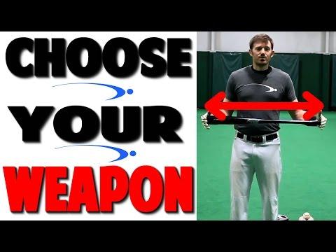 How To Pick Your Bat Size   Baseball Hitting (Pro Speed Baseball)