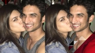 Kriti Sanon finally reacts on her relationship with Sushant Singh Rajput | Bollywood News