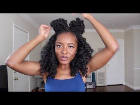 6 QUICK CROCHET BRAIDS STYLES | JAMAICAN BOUNCE CROCHET HAIR