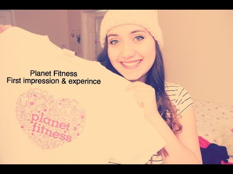 Planet Fitness First impression & experince!