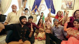 Nachde Ne Saare   Punjabi Wedding Lip Dub   #pituishu