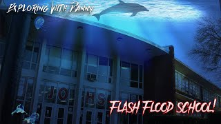Download A Flash Flood This Mental School is now UNDERWATER! Video