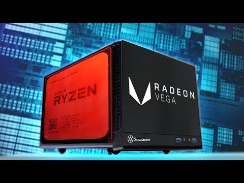 Budget ITX Raven Ridge Build & Why It Almost FAILED
