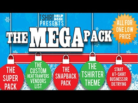 The MEGA Pack