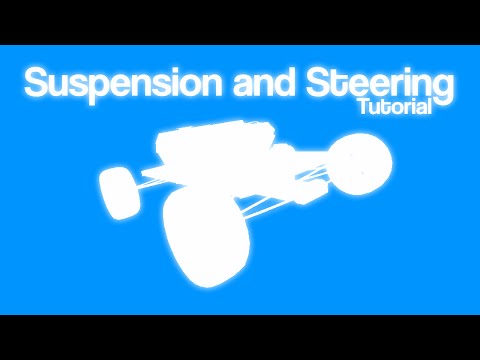 [GMod 13] Independent Suspension and Steering Tutorial [2016]