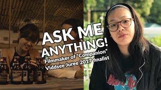 [AMA] with Viddsee Juree Philippines 2017 Finalist: Tashana Rivera
