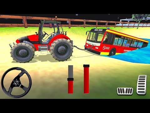 Xxx Mp4 Offroad Towing Chained Tractor Bus 2019 Tow Truck Rescue Simulator Android Gameplay 3gp Sex