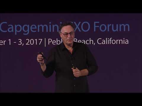 Future of humanity and artificial intelligence: futurist speaker Gerd Leonhard Capgemini Spark2017