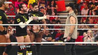 Raw: Shawn Michaels
