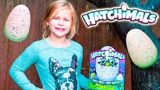 Download The Assistant Goes on a Hatchimals Surprise Hunt with PJ Masks Video