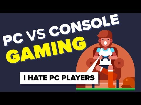 PC Gaming vs Console Gaming - Which Is Better?