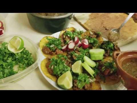 Tacos De Carne Arrachera
