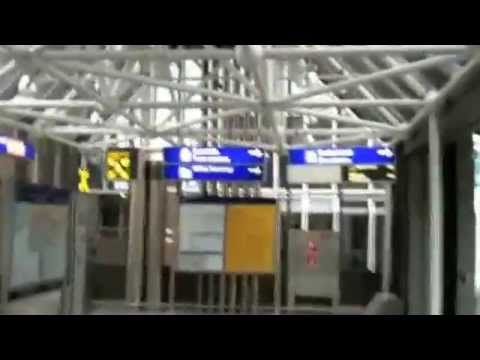 Frankfurt Airport to Train Station (FRA)