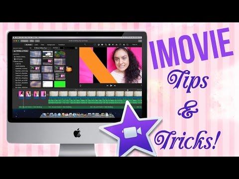 10 iMovie Editing Tips and Tricks