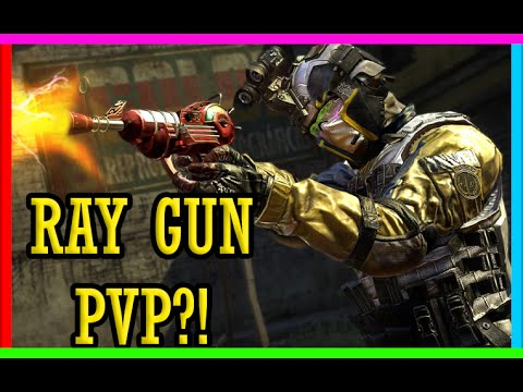 RAY GUN ONLY PVP!!! COD Online Gameplay!!