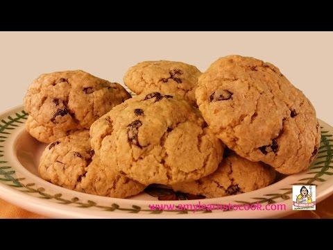 How to Make Big Chewy Oatmeal Raisin Cookies