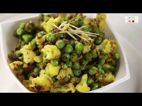 Matar Gobhi Masti | New Season | Cooksmart | Sanjeev Kapoor Khazana