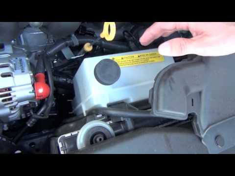 Maita Nissan Service Tip- Checking Your Coolant Level