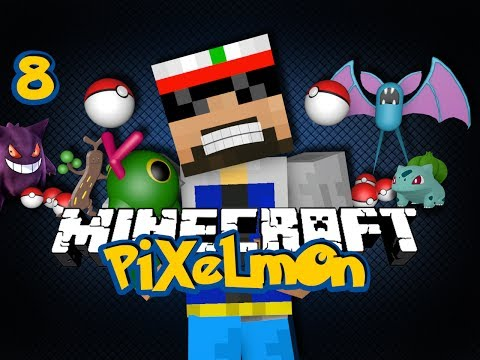 Minecraft Pixelmon 8 - MASTER BALL  (Pokémon in Minecraft)