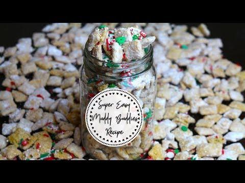 Super Easy Muddy Buddies Recipe