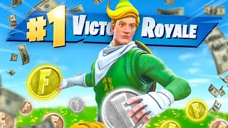 The Fortnite Money Wars Experience