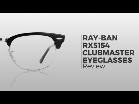 accdb1d7625 ... spain ray ban glasses review ray ban rx5154 clubmaster 2372 0be7d 5cb5a