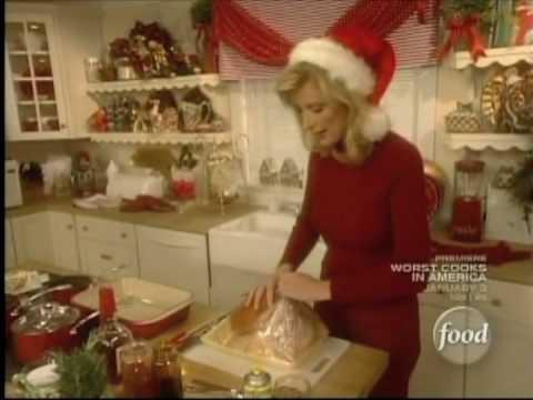 Sandra Lee - Bourbon Honey Glazed Ham