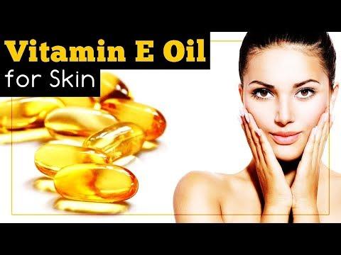 Vitamin E Oil for Skin: Anti-Aging, Fades Dark Circles, and More!