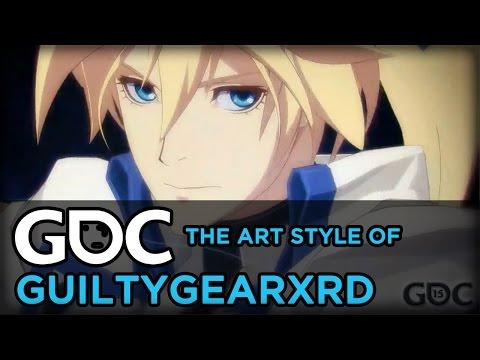 GuiltyGearXrd's Art Style : The X Factor Between 2D and 3D