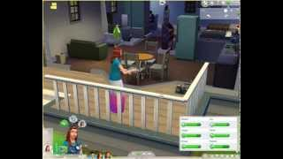 Sims 4 dancing to my song! :D